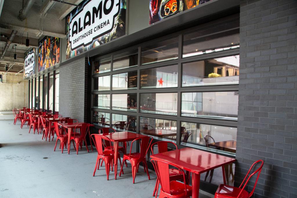 Alamo Drafthouse LA Patio