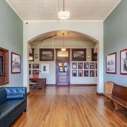Main Entrance Foyer of the Baker School in Austin, Texas