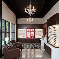 Spectacle Eye Design - The Place for Unique Eyewear designed by Weiss Architects for Collin Tam OD Therapeutic Optometrist